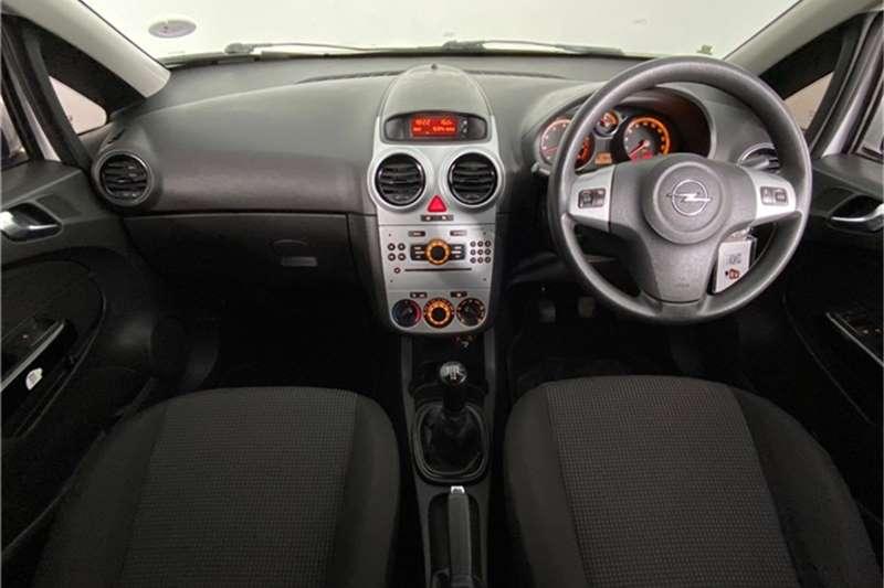 2013 Opel Corsa Corsa 1.4 Enjoy