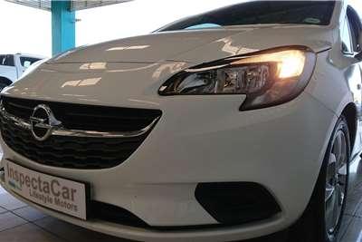 Used 2017 Opel Corsa 1.4 Enjoy auto