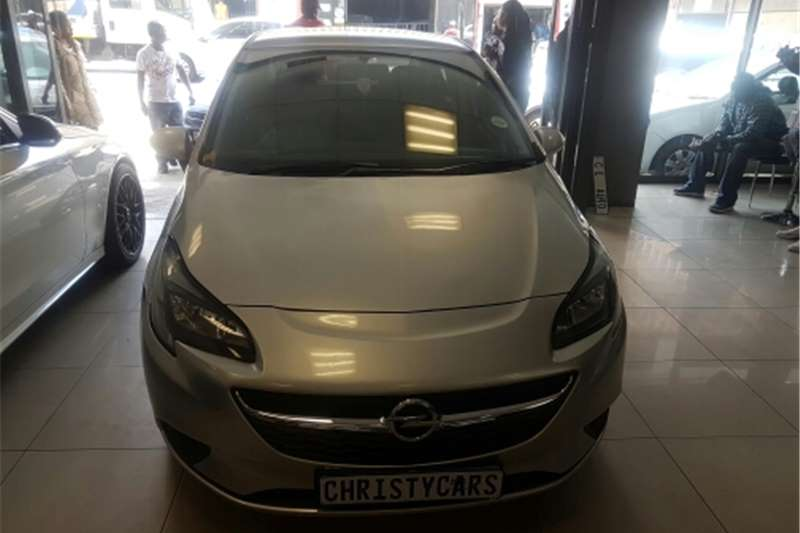 Opel Corsa 1.4 Enjoy automatic 2018