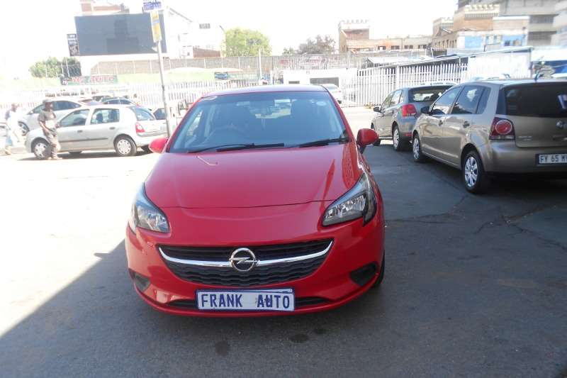 Opel Corsa 1.4 Enjoy Flex Fix 2015