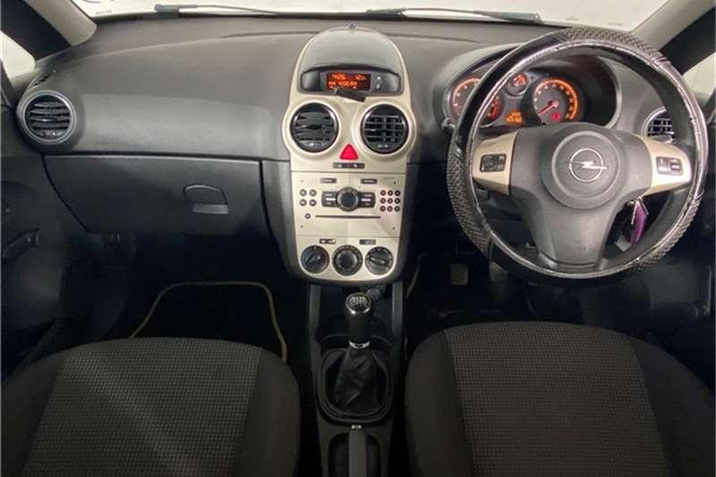 2009 Opel Corsa Corsa 1.4 Essentia