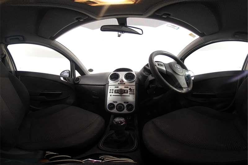 Used 2011 Opel Corsa 1.4 Essentia