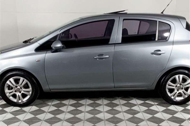2012 Opel Corsa Corsa 1.4 Essentia