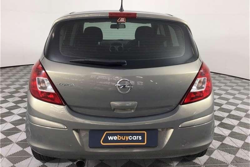 Used 2013 Opel Corsa 1.4 Essentia