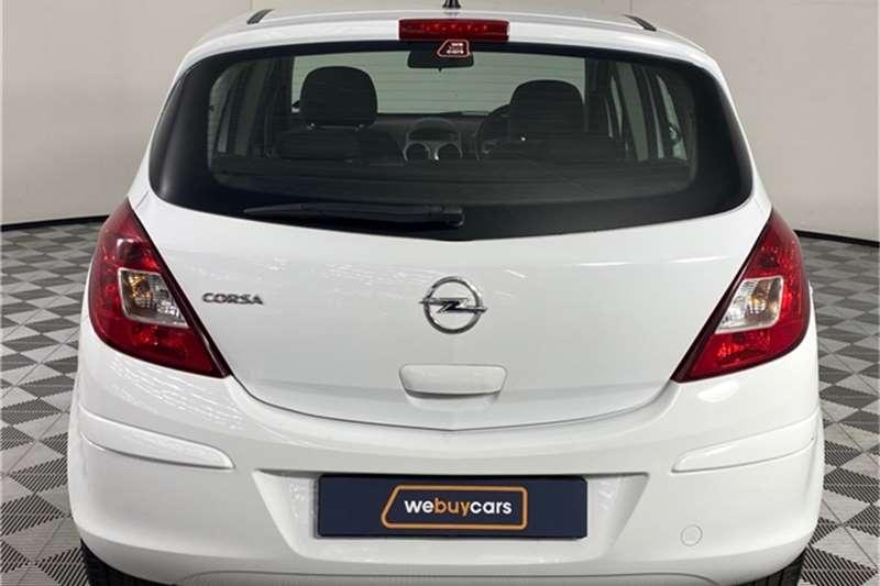 2013 Opel Corsa Corsa 1.4 Essentia