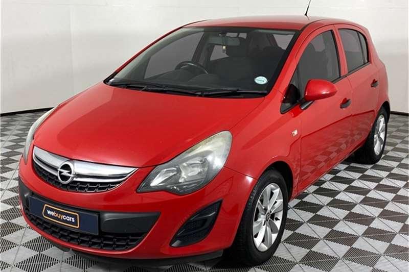 2014 Opel Corsa Corsa 1.4 Essentia