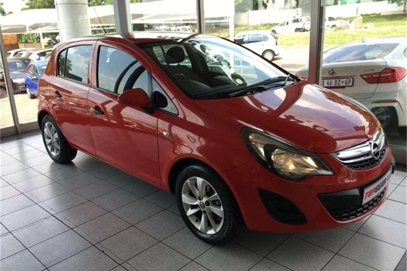 Opel Corsa 1.4 Essentia 2015