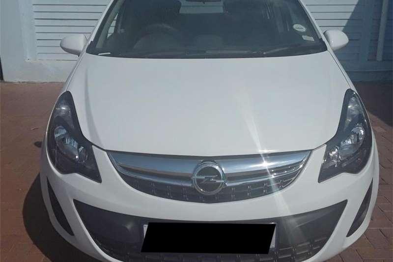 Used 2014 Opel Corsa