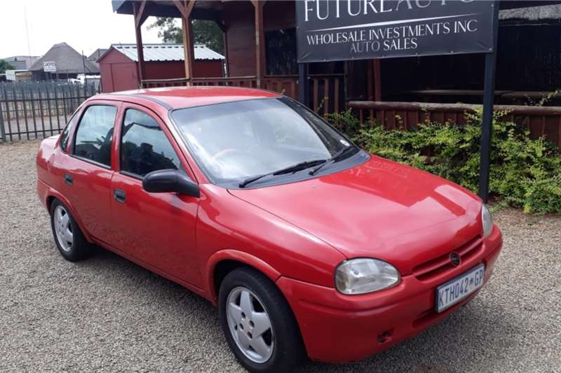 1999 Opel Corsa