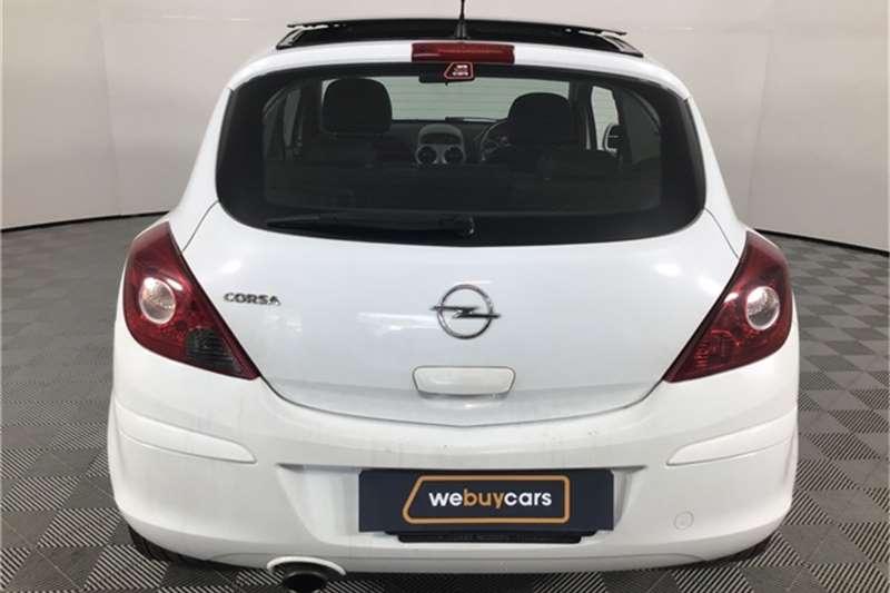 Opel Corsa 1.4 Sport 2008