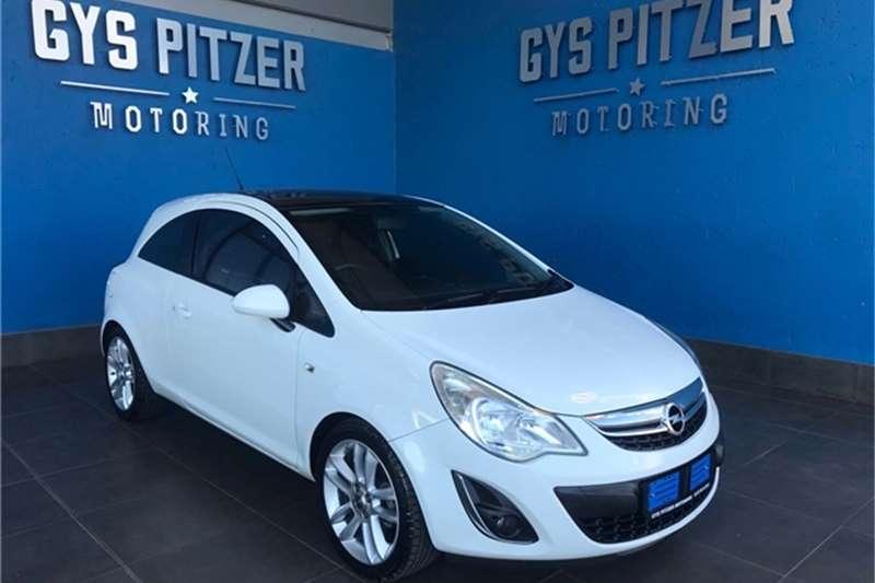 Opel Corsa 1.4 Sport 2012