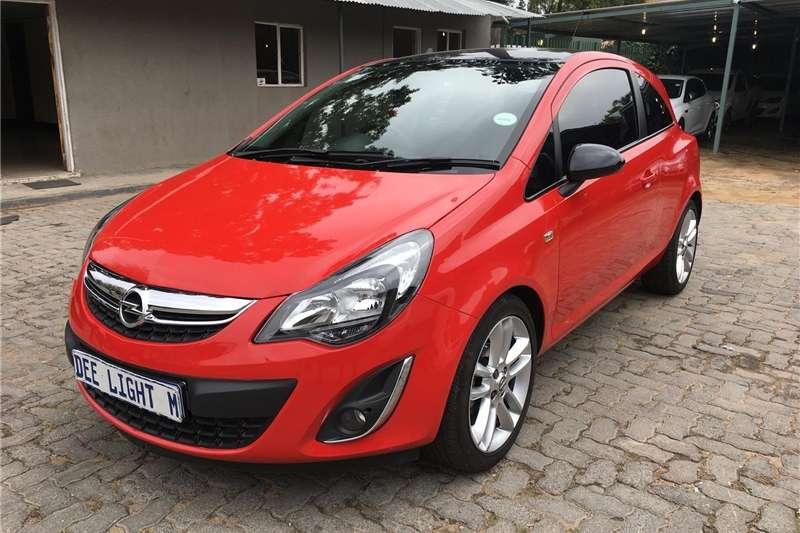 Opel Corsa 1.4 Sport 2013