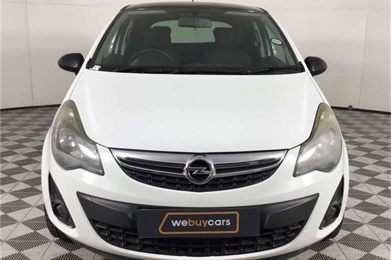 Used 2014 Opel Corsa 1.4 Sport
