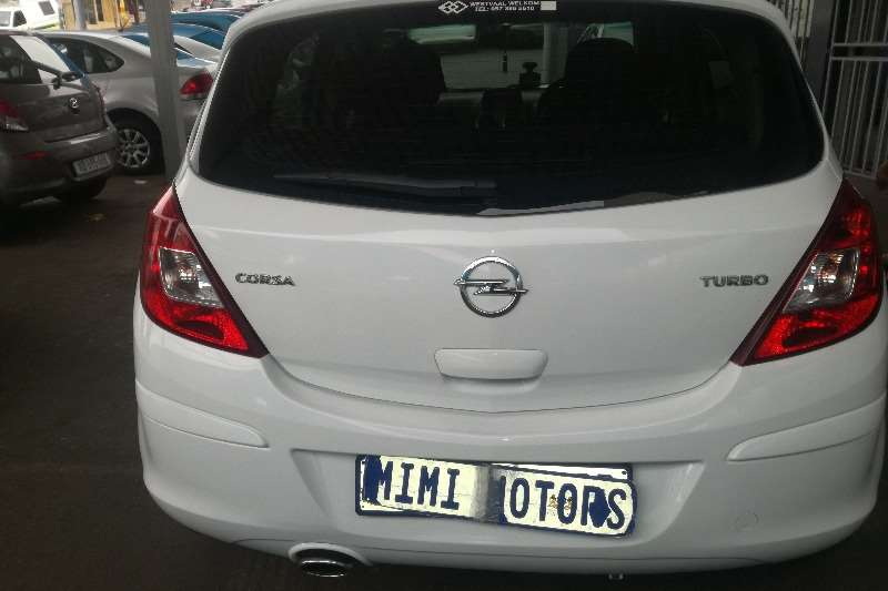 Opel Corsa 1.4 Turbo 2014
