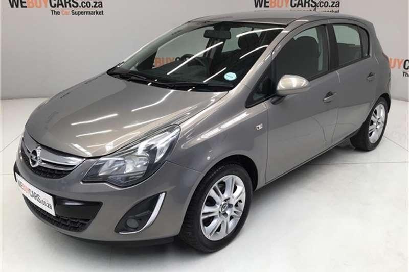 Opel Corsa 1.4 Turbo Enjoy 2014