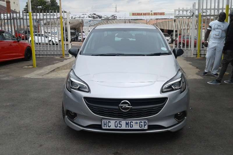 Opel Corsa 1.4 Turbo Enjoy 2016
