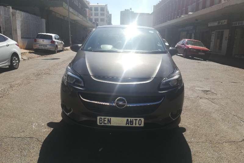 Opel Corsa 1.4 Turbo Sport 2016