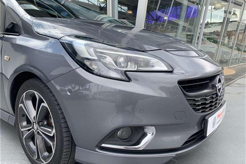Used 2016 Opel Corsa 1.4 Turbo Sport
