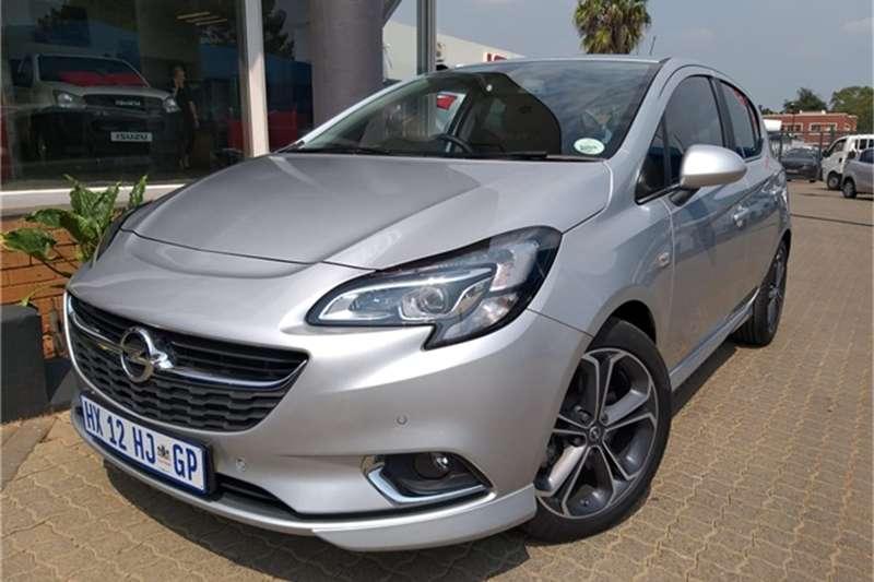 Opel Corsa 1.4 Turbo Sport 2019