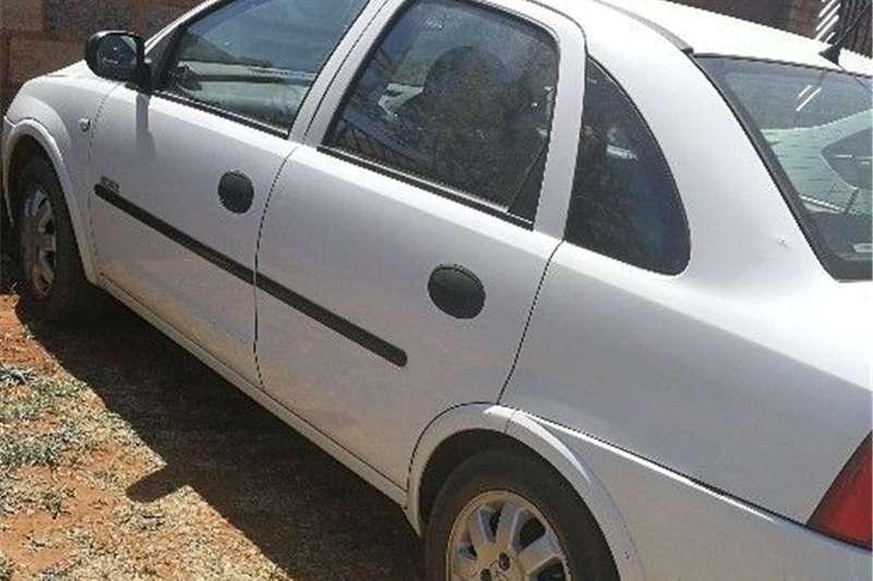 Used 2003 Opel Corsa