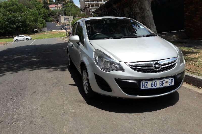 Opel Corsa 1.6 Elegance 2014