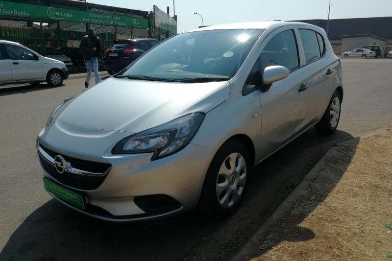 Opel Corsa 1.6 Elegance 2015