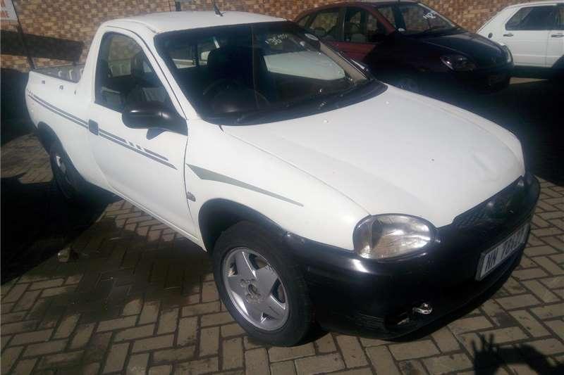 Opel Corsa 1.6 Sport 2002