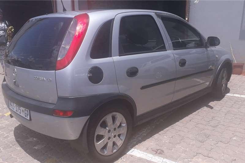 Opel Corsa 1.6 Sport 2011