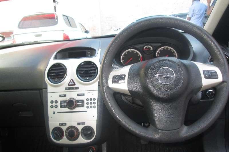 Opel Corsa 1.6 Sport 2012