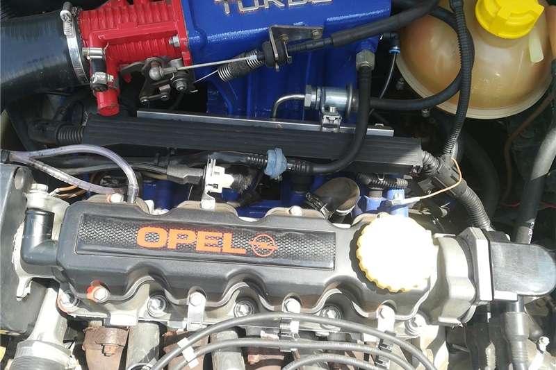 Opel Corsa 1.6 Turbo Sport 2004