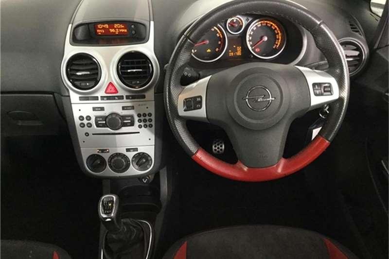 Opel Corsa 1.6 Turbo Sport 2010