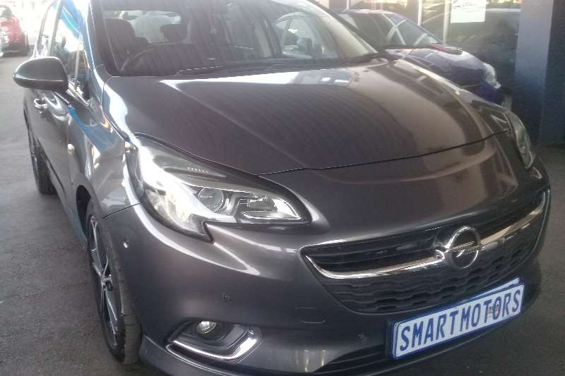 Opel Corsa 1.6 Turbo Sport 2016