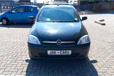 Used 2009 Opel Corsa