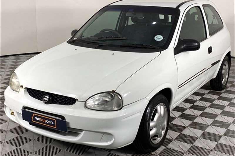 Used 2000 Opel Corsa