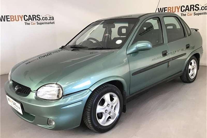 Opel Corsa 2001