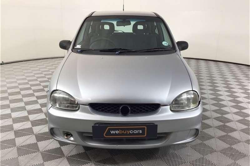 2001 Opel Corsa