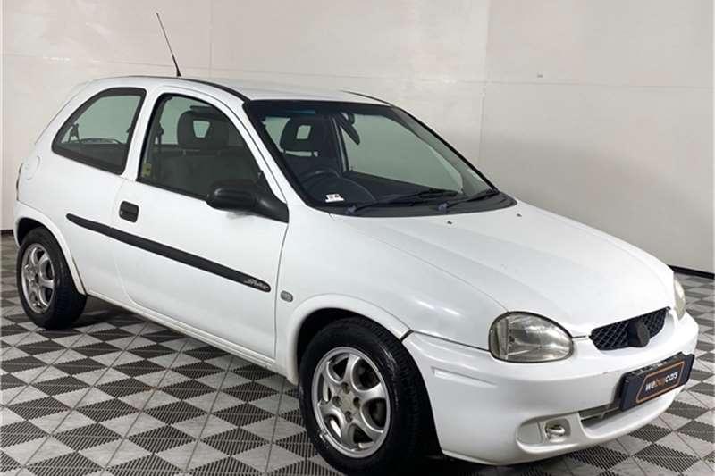 Used 2002 Opel Corsa