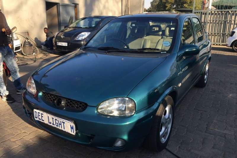 Opel Corsa Classic 1.6 Comfort 2003