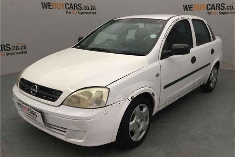 Opel Corsa Classic 1.6 Comfort 2004