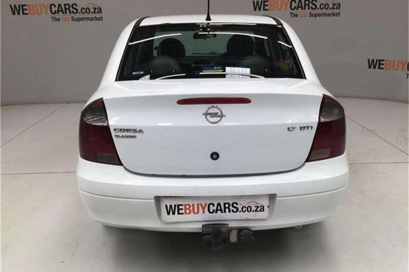 Opel Corsa Classic 1.7DTi Elegance 2004