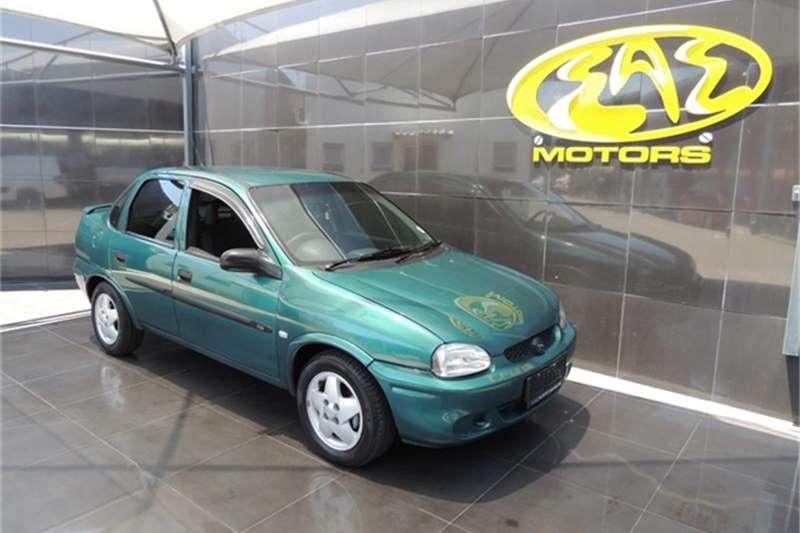 Opel Corsa Classic 140i 2001