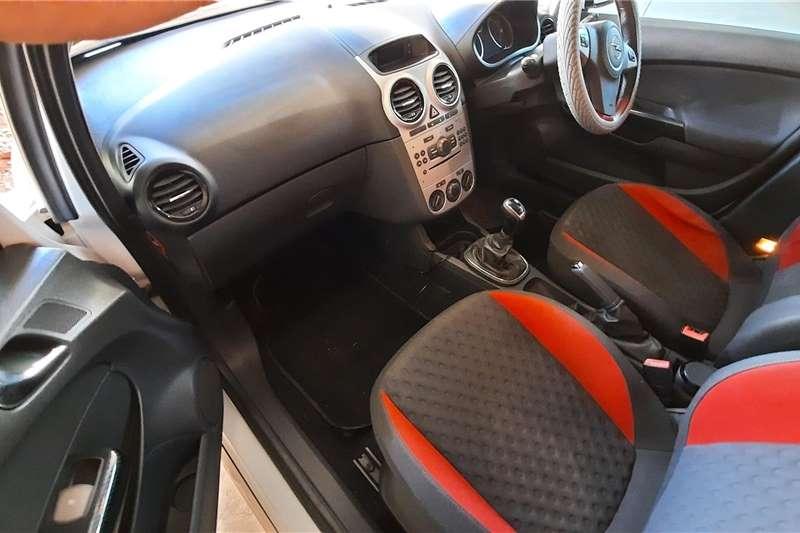 0 Opel Corsa