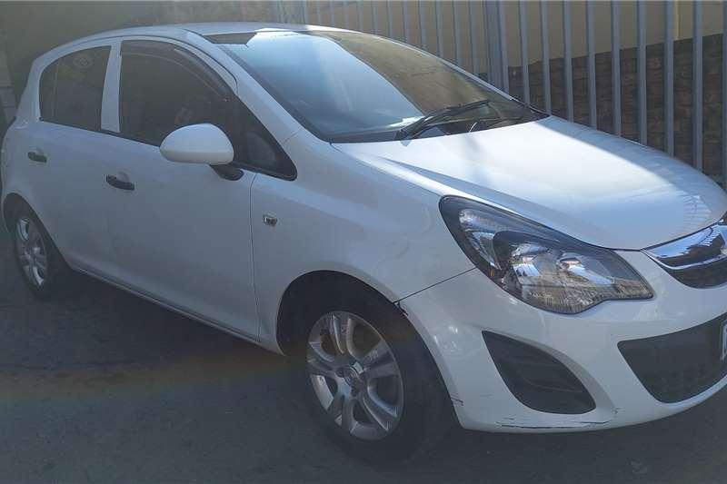 Used 2015 Opel Corsa Hatch