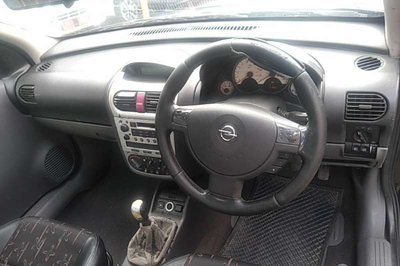 Used 2006 Opel Corsa Hatch