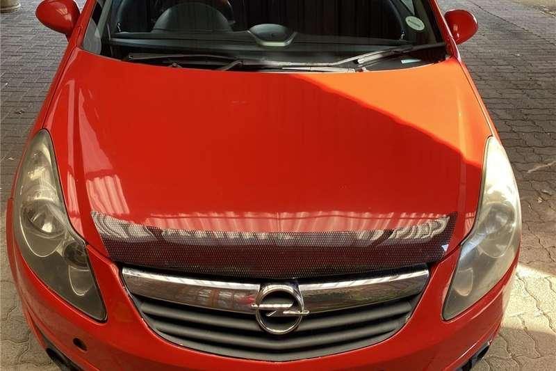 2010 Opel Corsa hatch 3-door