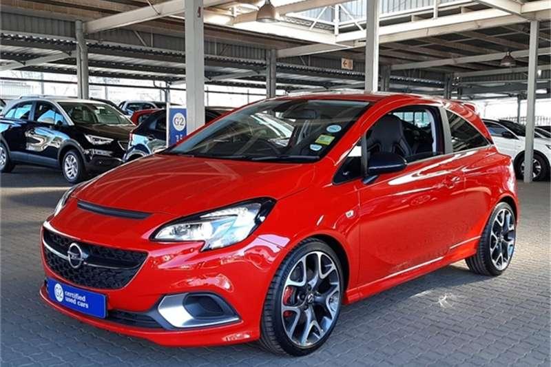 2019 Opel Corsa hatch 3-door CORSA GSI 1.4T (3DR)