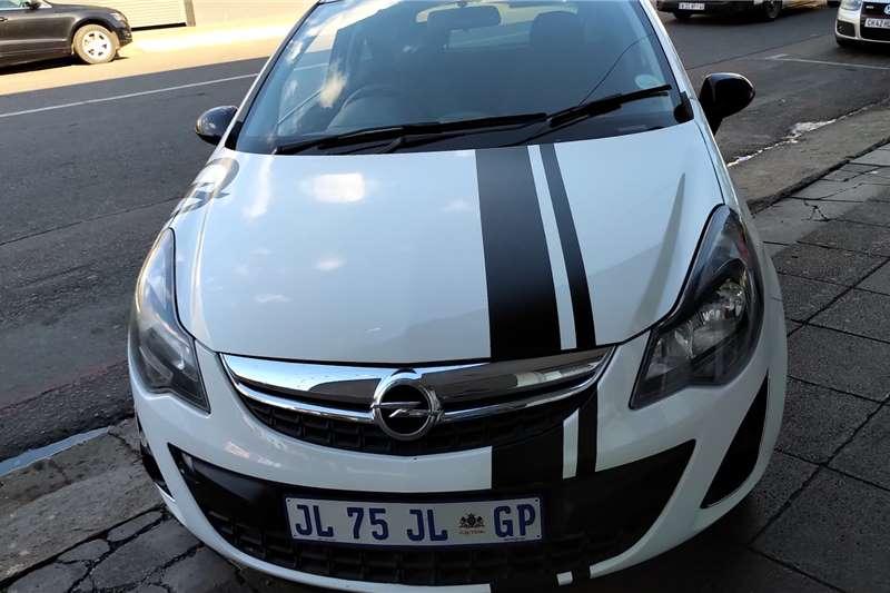 2014 Opel Corsa hatc