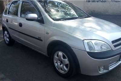 Used 2006 Opel Corsa Hatch 5-door
