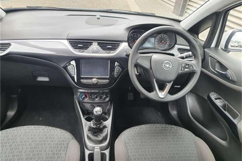 2019 Opel Corsa hatch 5-door CORSA 1.0T ECOFLEX  ENJOY 5Dr (66KW)