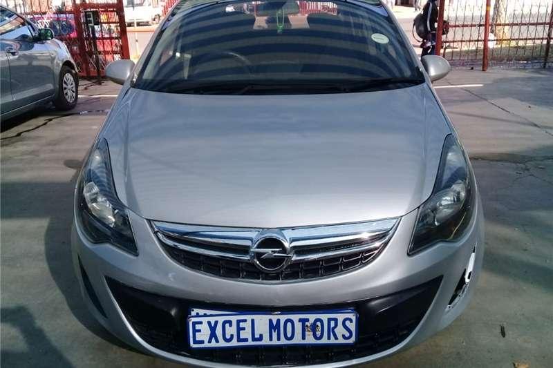 Opel Corsa Hatch 5-door CORSA 1.0T ECOFLEX ESSENTIA 5DR 2014